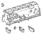 01 - 230SL-250SL-280SL-Engine-parts-1