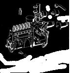 03 - 230SL-250SL-280SL-Engine-parts-3