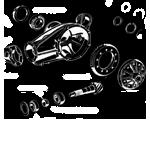 10-230SL-250SL-280SL-achterasdelen-10