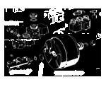 12-230SL-250SL-280SL-remonderdelen-12