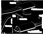 14-230SL-250SL-280SL-Exhaust-14