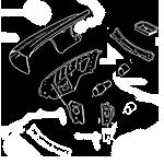 190SL-10-bodyparts