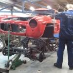 Van Dijk - Mercedes Classic SL - Restauratieafdeling (26)