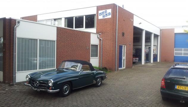 Van Dijk, klassieke Mercedessen en onderdelen Kruisbaak 24