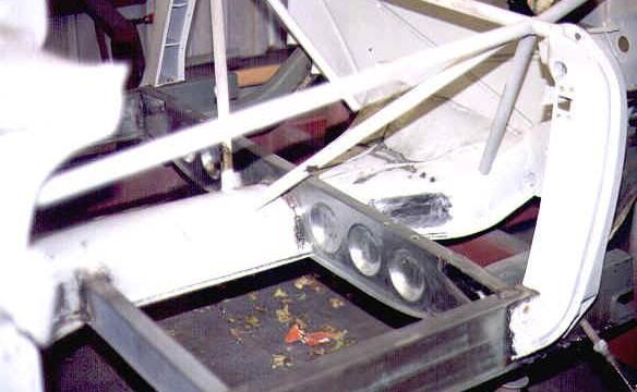 Van Dijk - Mercedes Classic SL - Plaatwerkerij 4