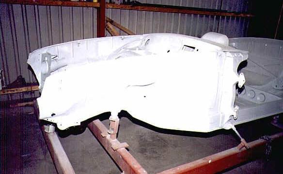 Van Dijk - Mercedes Classic SL - Plaatwerkerij 7
