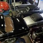 Van Dijk - Mercedes Classic SL - Reparatie en Onderhoud03