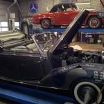 Van Dijk - Mercedes Classic SL - Reparatie en Onderhoud04