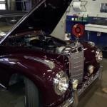 Van Dijk - Mercedes Classic SL - Reparatie en Onderhoud05