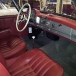Van Dijk - Mercedes Classic SL - Reparatie en Onderhoud09
