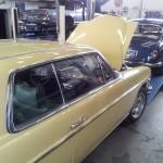 Van Dijk - Mercedes Classic SL - Reparatie en Onderhoud10