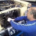 Van Dijk - Mercedes Classic SL - Reparatie en Onderhoud15