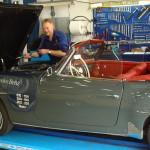 Van Dijk - Mercedes Classic SL - Reparatie en Onderhoud (16)