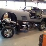 Van Dijk - Mercedes Classic SL - Restauratieafdeling (3)