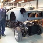 Van Dijk - Mercedes Classic SL - Restauratieafdeling (2)