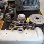 Van Dijk - Mercedes Classic SL - Restauratieafdeling (1)