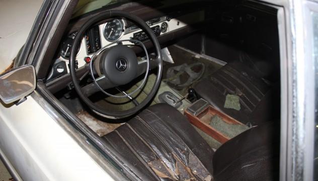 Van Dijk - Mercedes - recente projecten 280SL (2)