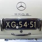 Van Dijk - Mercedes Classic SL - Te Koop 220S wit 01