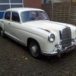 Van Dijk - Mercedes Classic SL - Te Koop 220S wit 08