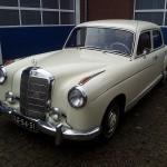 Van Dijk - Mercedes Classic SL - Te Koop 220S wit 09