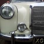 Van Dijk - Mercedes Classic SL - Te Koop 220S wit 11