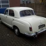 Van Dijk - Mercedes Classic SL - Te Koop 220S wit 13