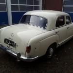 Van Dijk - Mercedes Classic SL - Te Koop 220S wit 14